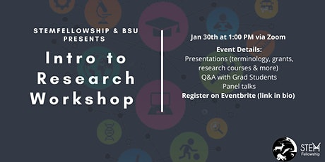 Intro to Research tickets