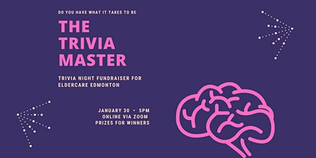 ElderCare Edmonton Trivia Night Fundraiser tickets