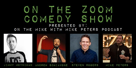 On the Zoom Comedy Show tickets