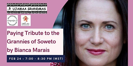 Paying Tribute to the Grannies of Soweto by Bianca Marais tickets