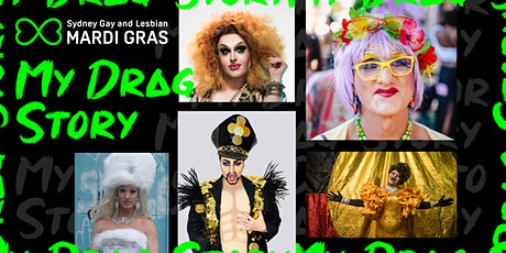 Mardi Gras 2021 – My Drag Story (VIRTUAL) tickets