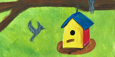 Paint Party: Birds' House tickets