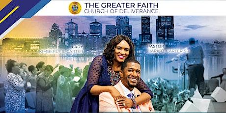 GFCD Sunday Worship Service - 01/24/2021 tickets