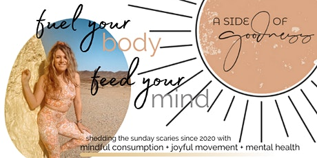 fuel your body + feed your mind tickets