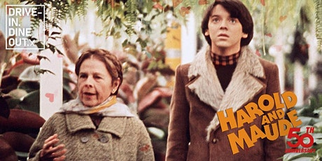 Harold and Maude 50th Anniversary - Drive-In at Mess Hall Market tickets