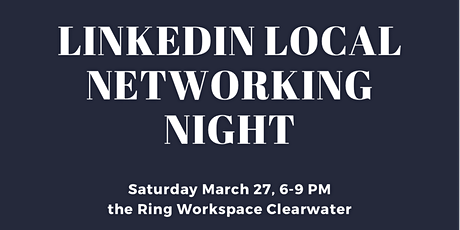 Linkedin Local Networking Event tickets