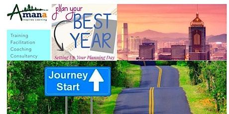 Your Best Year Plan 2021 tickets