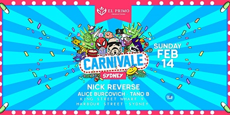 El Primo Productions presents: NICK REVERSE - Boat Party tickets