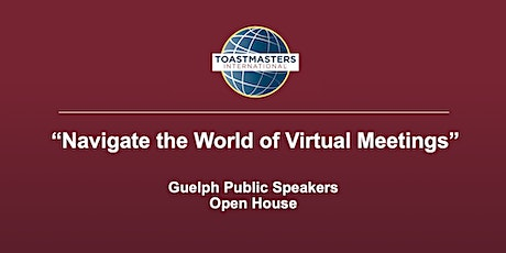 Navigate the World of Virtual Meetings tickets