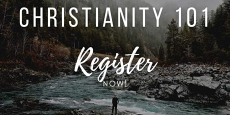 Christianity 101 with Stephen Vance tickets