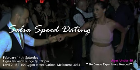 Valentines Salsa Speed Dating tickets