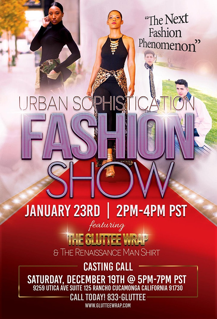 Copy of Urban Sophistication Fashion Show image