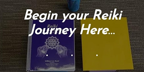 Usui/Holy Fire Reiki 1st & 2nd Degree Certification In Person Omaha Class tickets