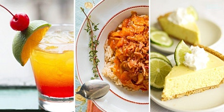 Full-Flavored Florida: Recipes from the Sunshine State tickets
