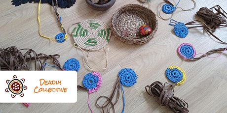 Indigenous Basket Weaving Workshop tickets