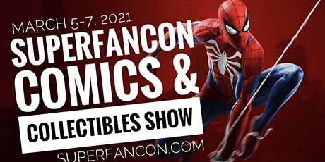 Superfancon: Comics, Collectibles, & Trading Card Show tickets