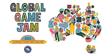An Australian Global Game Jam 2021 tickets