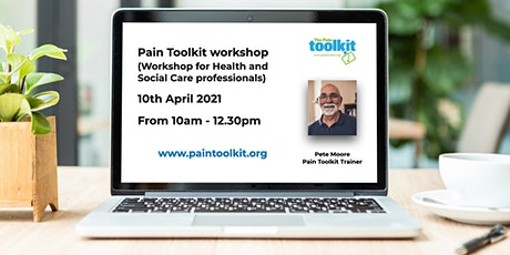 Pain Toolkit workshop For people with long-term  persisting pain tickets