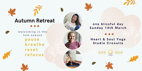 Autumn Day Retreat tickets