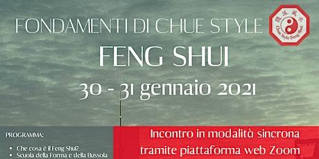 Corso Base di Chue Style Feng Shui biglietti
