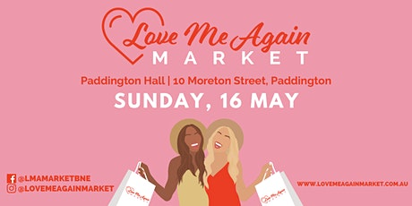 Love Me Again Pre-Loved Fashion Market - May tickets
