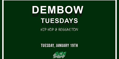 Dembow Tuesdays 21+ Nightclub (Social-Distancing Edition) in the OC! tickets