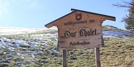 Willkommen to Switzerland! Tickets