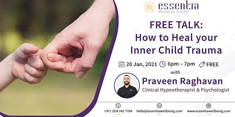 Free Talk: How to Heal Inner Child Trauma tickets