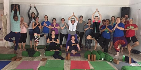 Yoga with Sangam tickets