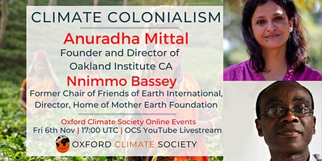 Climate Colonialism tickets