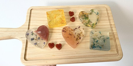 Melt & Pour Soap Workshop tickets