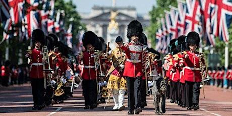 Queen of United Kingdom's Birthday Celebration with Pax Lodge boletos