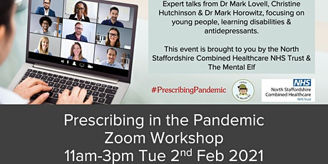 Prescribing in the Pandemic tickets