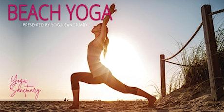 McCRAE - Beach Yoga 2020/2021 Season tickets