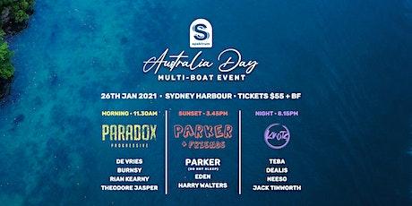 Australia Day Multi-Cruise tickets