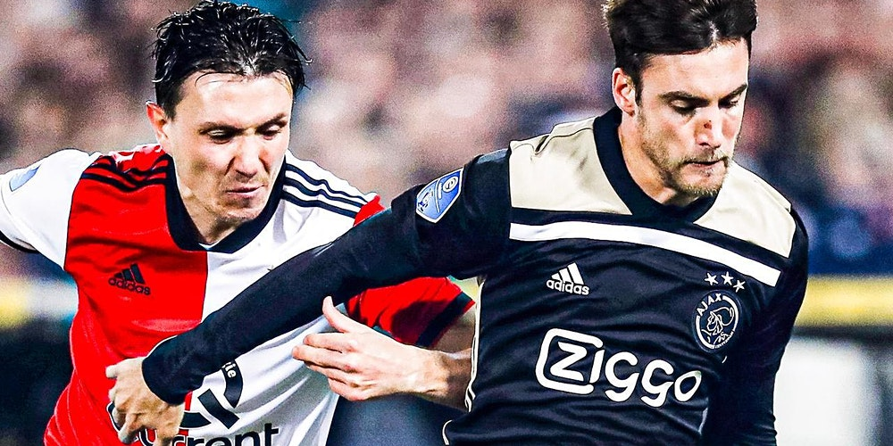 K.I.J.K@!.Ajax - Feyenoord LIVE OP TV 2021 Tickets, vrij, 26 feb. 2021 om 19:00 | Eventbrite