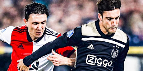 ONLINE@!.Ajax - Feyenoord LIVE OP TV 2021 tickets