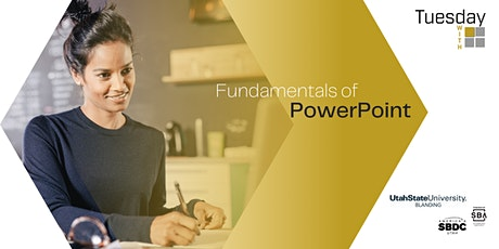 Tuesdays with Microsoft: Fundamentals of PowerPoint tickets