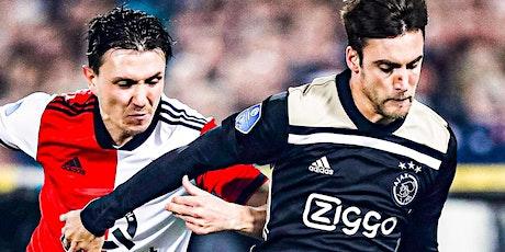 K.I.J.K@!.Ajax - Feyenoord LIVE OP TV Gratis tickets