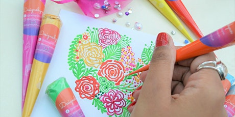 Mother's Day Card & Candle Design Workshop tickets