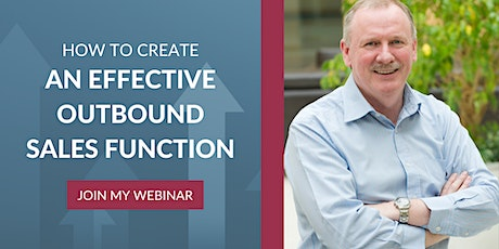 How to Create an Effective Outbound Sales Function tickets