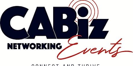 CABiz Online Academy - Networking on purpose tickets