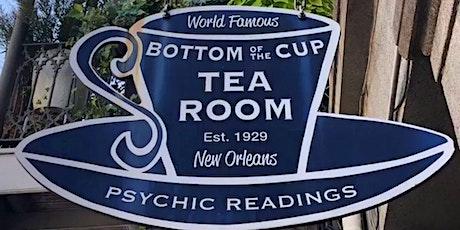 Tasseography Online Spiritual Circle - Tea Reading Beginners Circle tickets