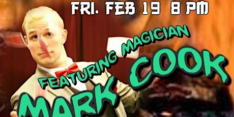 An Evening of Magic with Mark Cook tickets