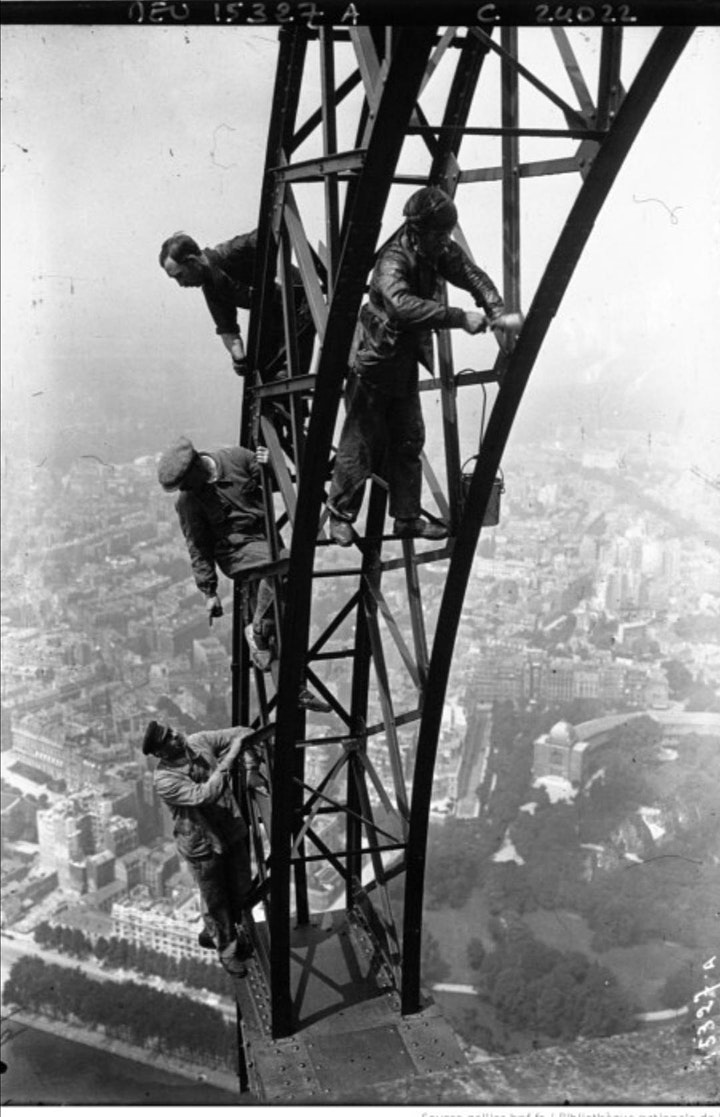 History of the Eiffel Tower and stunning anecdotes with a pro guide image
