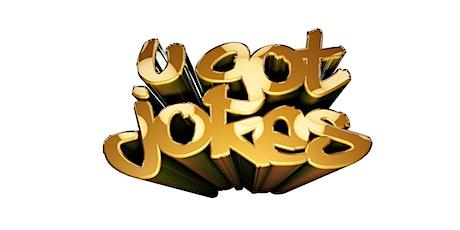U Got Jokes Live tickets