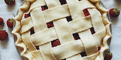 Online Baking Workshop -Strawberry Rhubarb Pie tickets