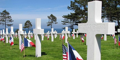 1944 D-day in Normandy: interactive webinar with a professional guide tickets