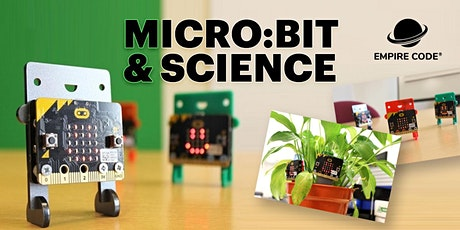 Micro:bit Coding & Science Camp tickets
