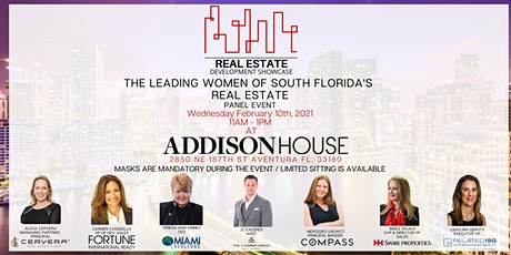 The Leading Women Of South Florida's Real Estate tickets
